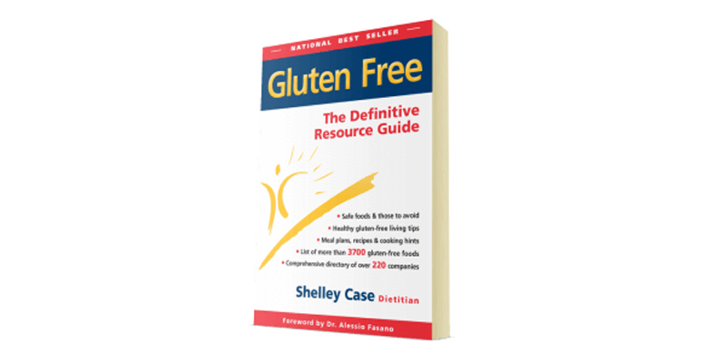 Cover of Gluten Free: The Definitive Resource Guide, book